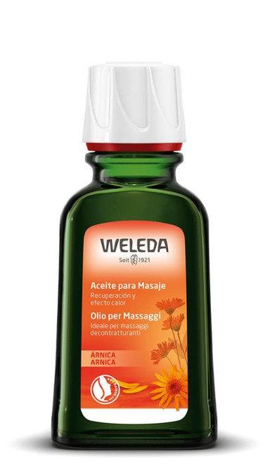 Óleo arnica e bétula para massagem - 50ml