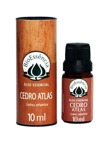 Óleo essencial cedro atlas - Bio Essência 10ml