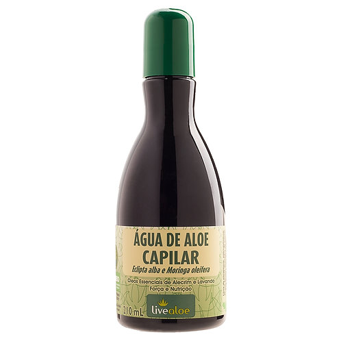 Capilar água de aloe - 210ml