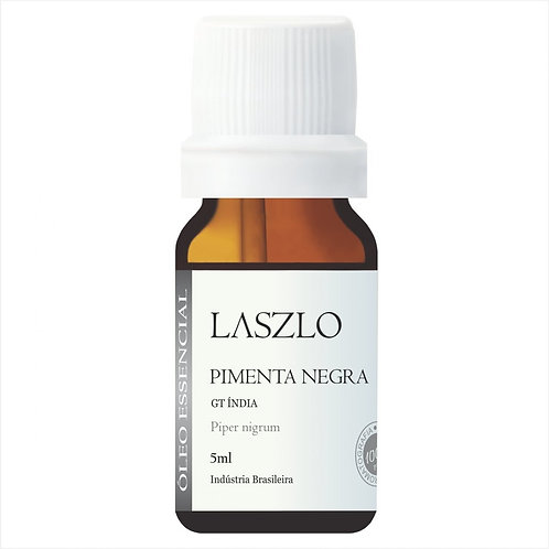 Óleo essencial pimenta negra - Laszlo 5ml