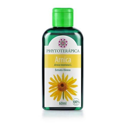 Óleo vegetal arnica - Phyto 60ml