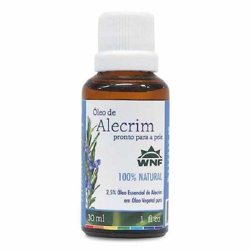 Óleo diluído alecrim - WNF 30ml