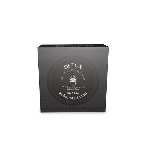 Sabonete detox - AhoAloe 40g