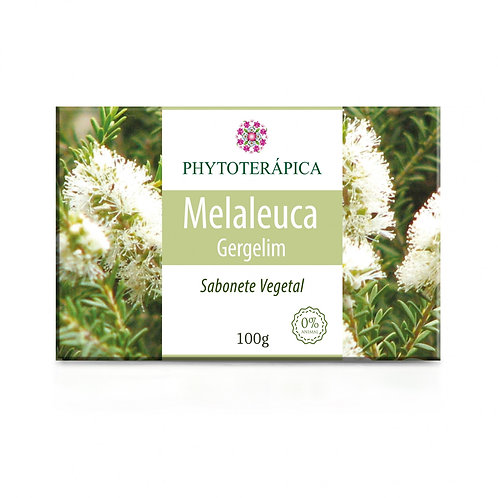 Sabonete melaleuca e gergelim - Phytoterápica 100g