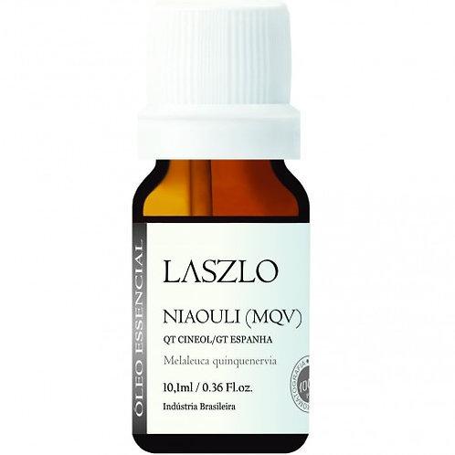 Óleo essencial niaouli qt Cineol GT Espanha - Laszlo 10,1ml