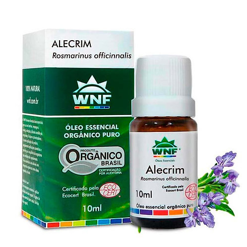 Óleo essencial alecrim - WNF 10ml
