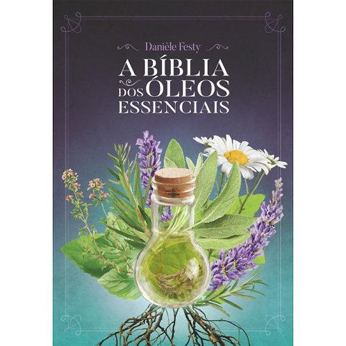 Livro A bíblia dos óleos essenciais