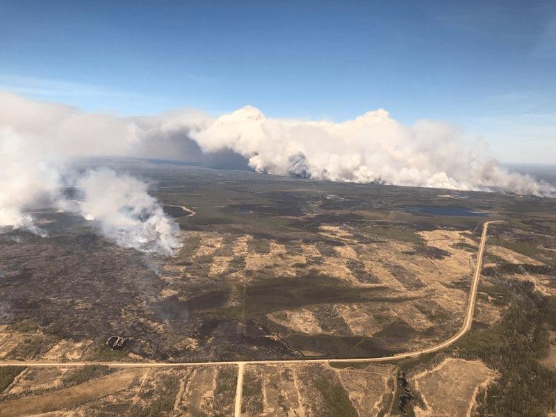 Northern Alberta Wildfires