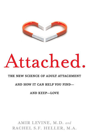 The Book Breakdown: Attached (Aka New Age Dating Bible