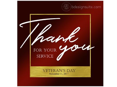 Veteran's Day 1