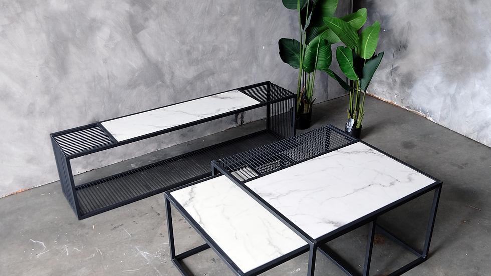 Romee (White) Cabinets