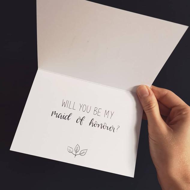 Handlettered