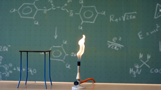 Flame Photometry and Temperature