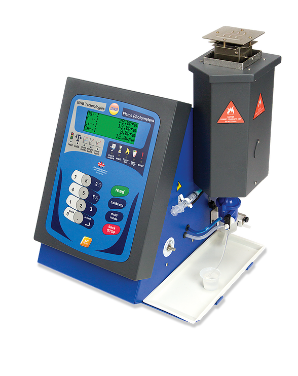 Introducing the BWB XP Plus Flame Photometer
