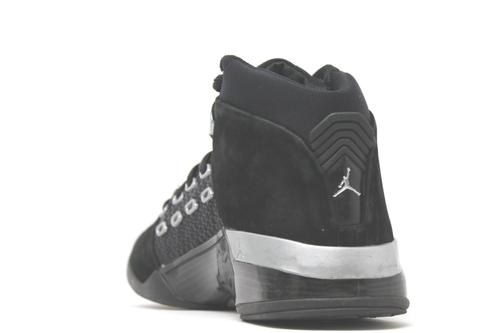 fecdf907e2e Air Jordan 17 Retro Black Silver CDP 2008