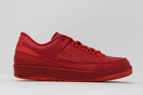outlet store 2b371 1f9cb Air Jordan 2 Retro Low Gym Red
