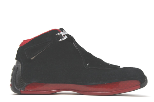 hot sale online acd67 f9b31 Air Jordan 18 Retro Bred CDP 2008
