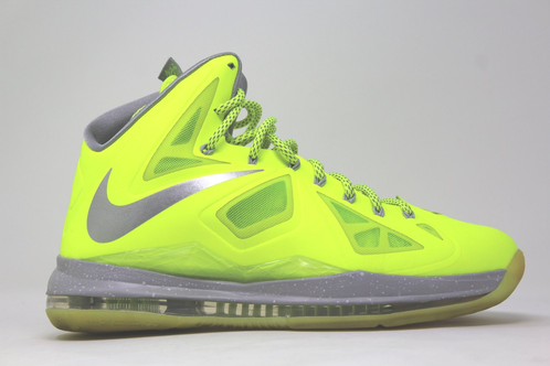 ca11aebb9646 Nike Lebron 10 Volt