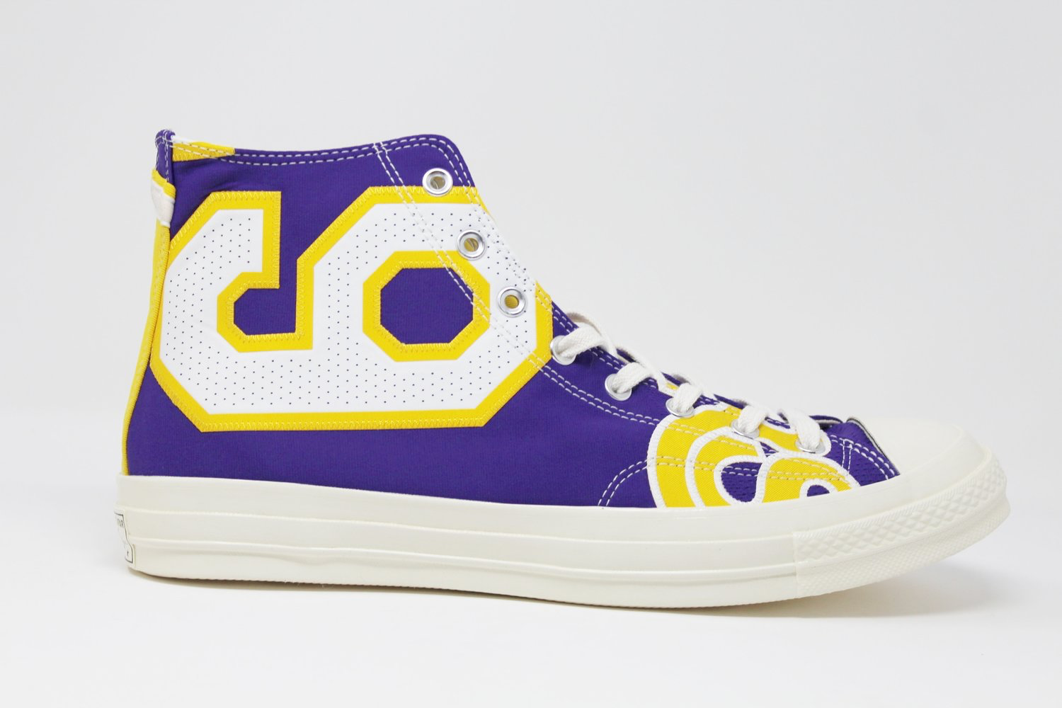 8bd975b04e5029 Converse Chuck Taylor All-Star 70s Hi Gameday Los Angeles Lakers