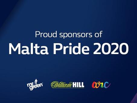 Mr Green supporting Malta Pride 2020!