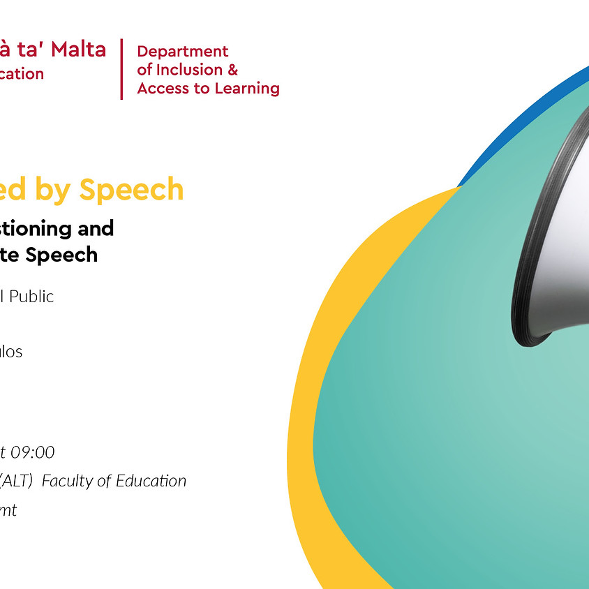 Action shaped by Speech: Confronting , Questioning and Understanding Hate Speech