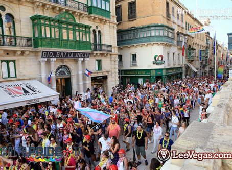 Malta Pride 2017 - Love Life Diversity!