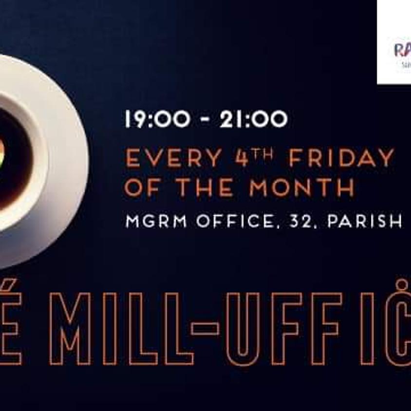Kafè mill-uffiċċju