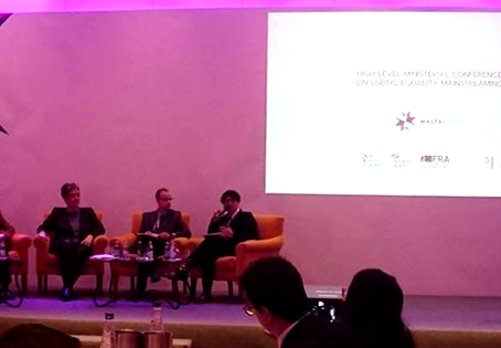 High Level Ministerial Conference on LGBTIQ Equality Mainstreaming - Malta