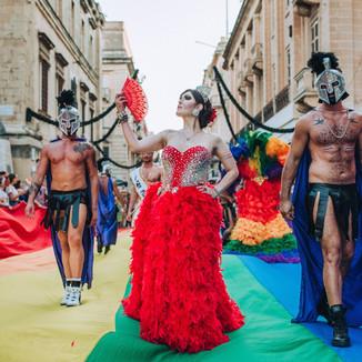 Pride March & Concert