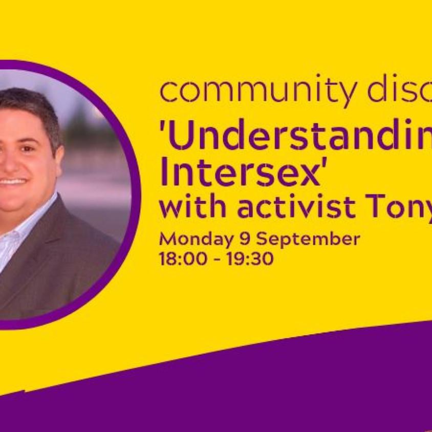 'Understanding Intersex' with activist Tony Briffa