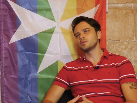EuroPride Valletta 2023 Chair interviewed on 4Malta News