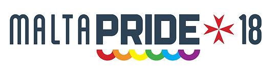 MaltaPride 18 Logo