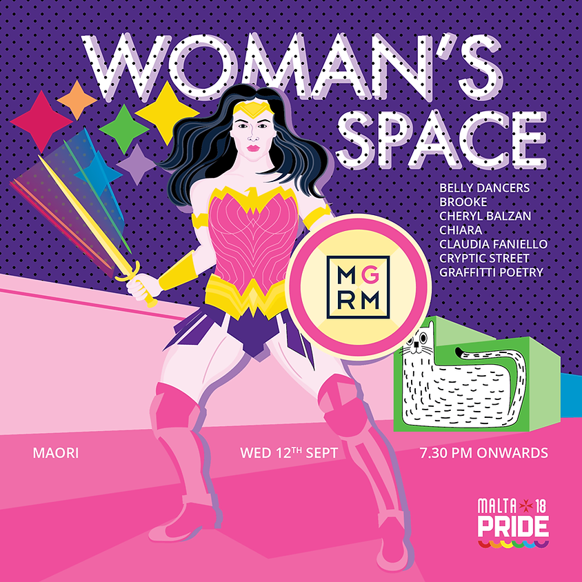 Woman's Space hosted by MGRM