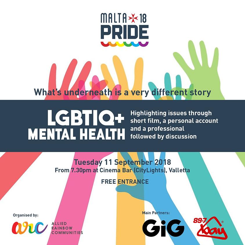 LGBTIQ+ and Mental Health