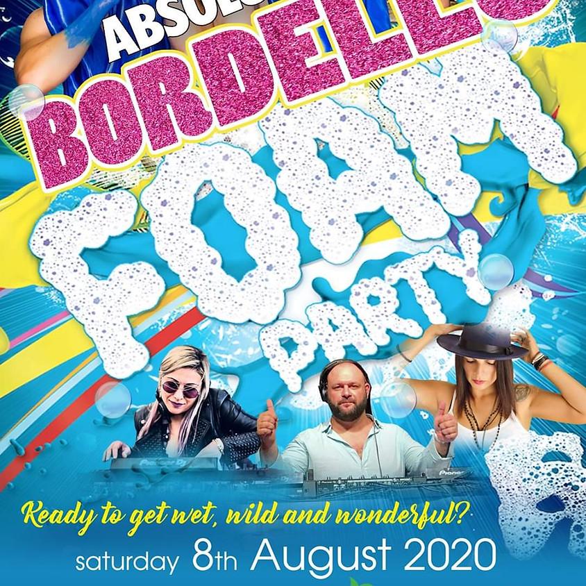 Bordello 2020 - The Foam Party