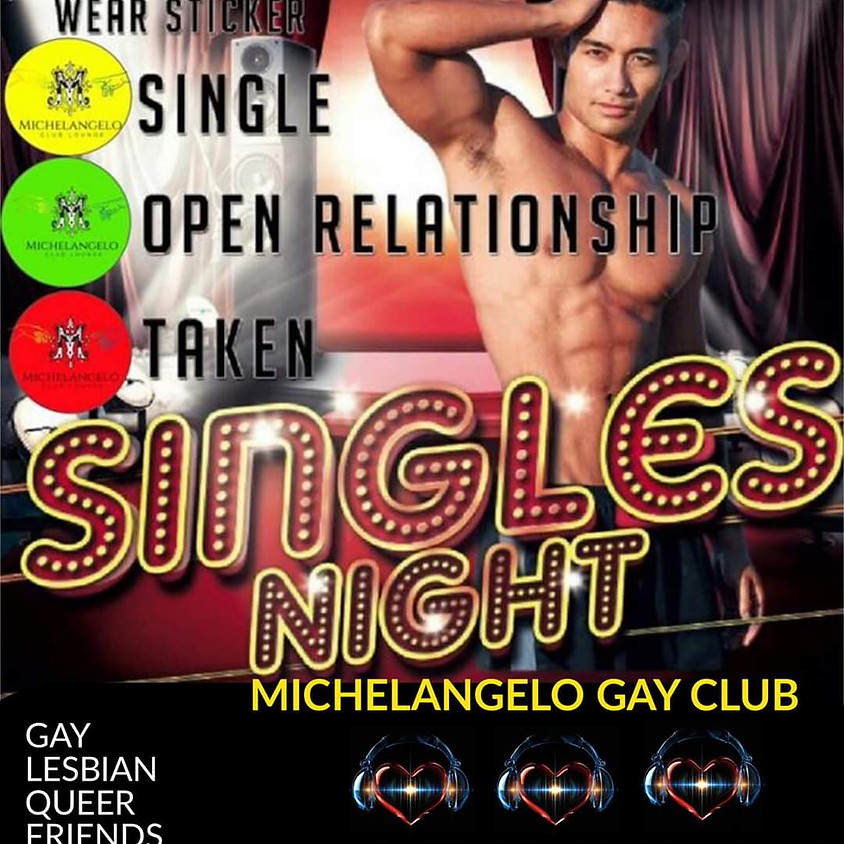 Singles night party by Michelangelo
