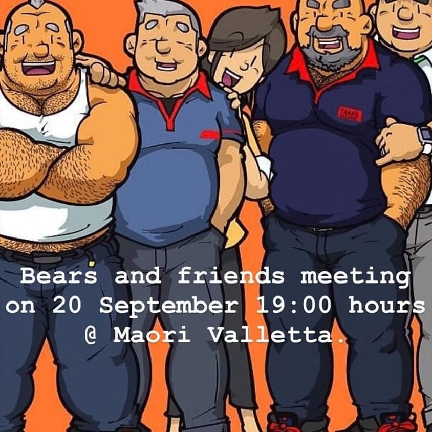 Bears & Friends Gathering
