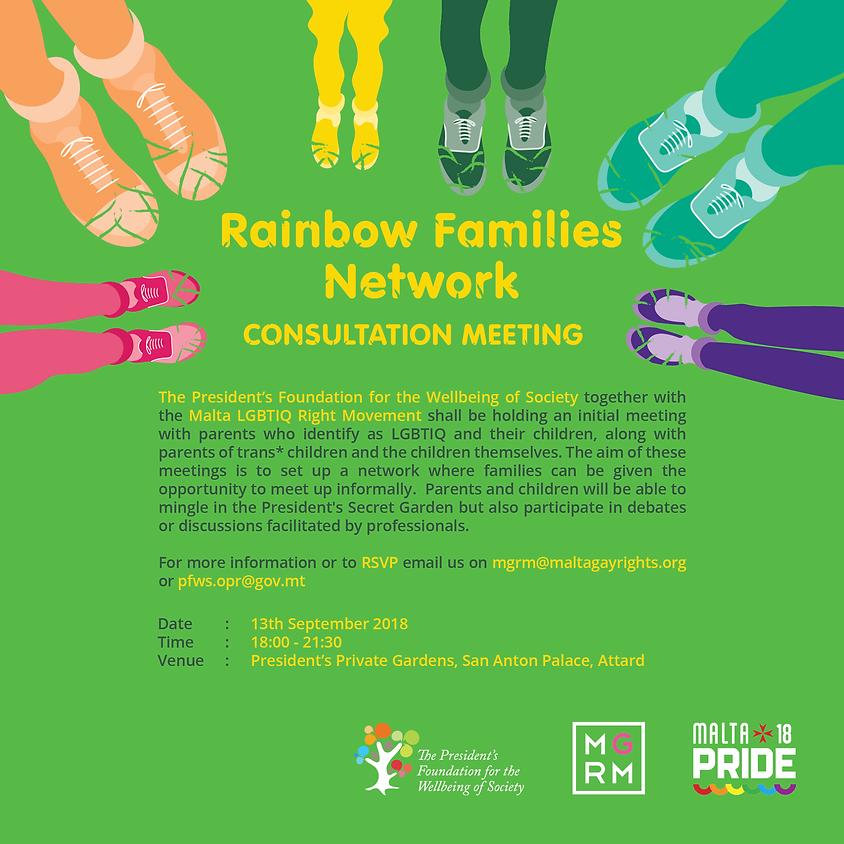 Rainbow Family Network Meeting