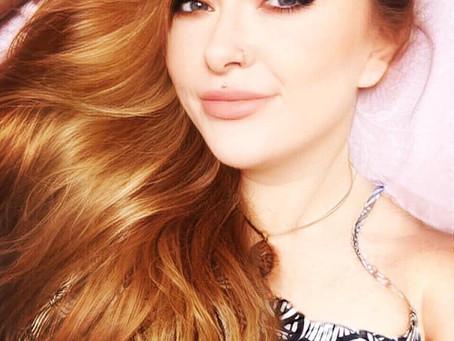 UK Jenna Honeo is the Winner of Pride Stars's Global Online Talent Contest