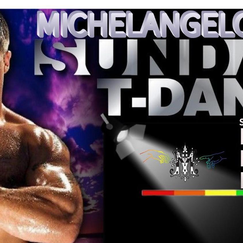 Sunday T-Dance by Michelangelo Gay Club