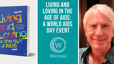Living and Loving in the age of Aids: Virtual Book Launch as part of World Aids Day