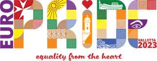 EuroPride 2023 Logo