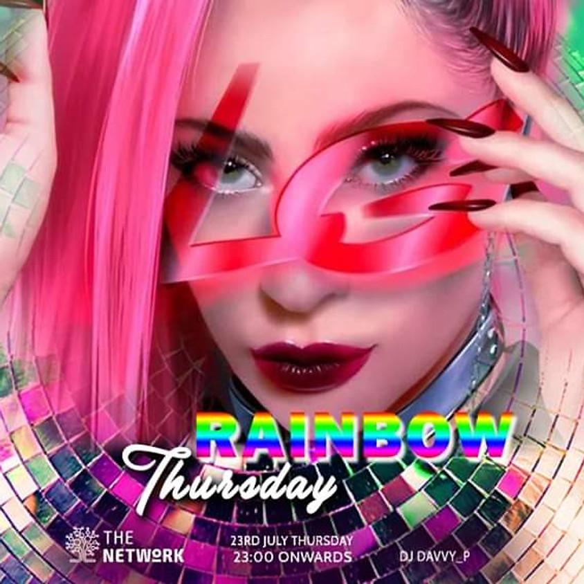 Rainbow Thursday