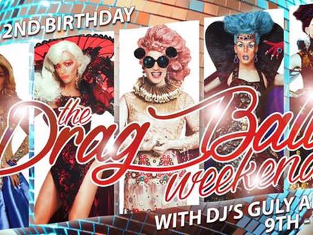 Drag Ball on axm's 2nd Birthday!