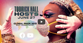 Global Pride will shine 'historic worldwide spotlight' on global diversity of LGBTQIA+ community