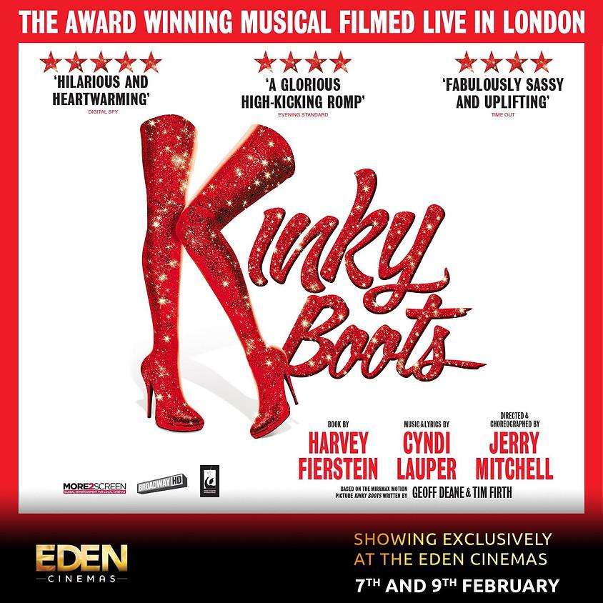 Kinky Boots at Eden Cinemas