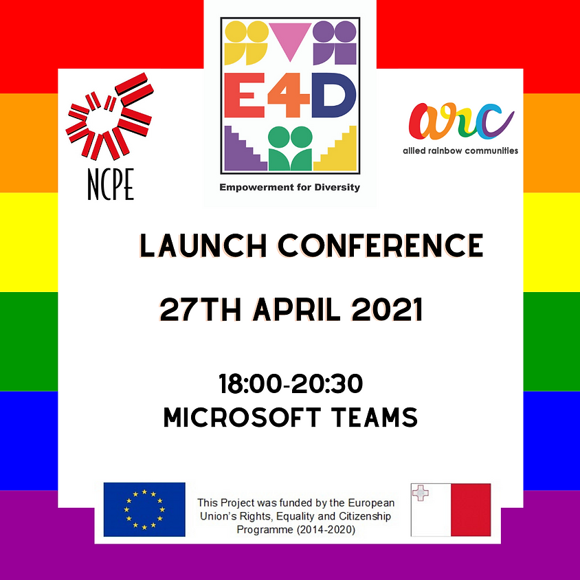 E4D Launch Conference