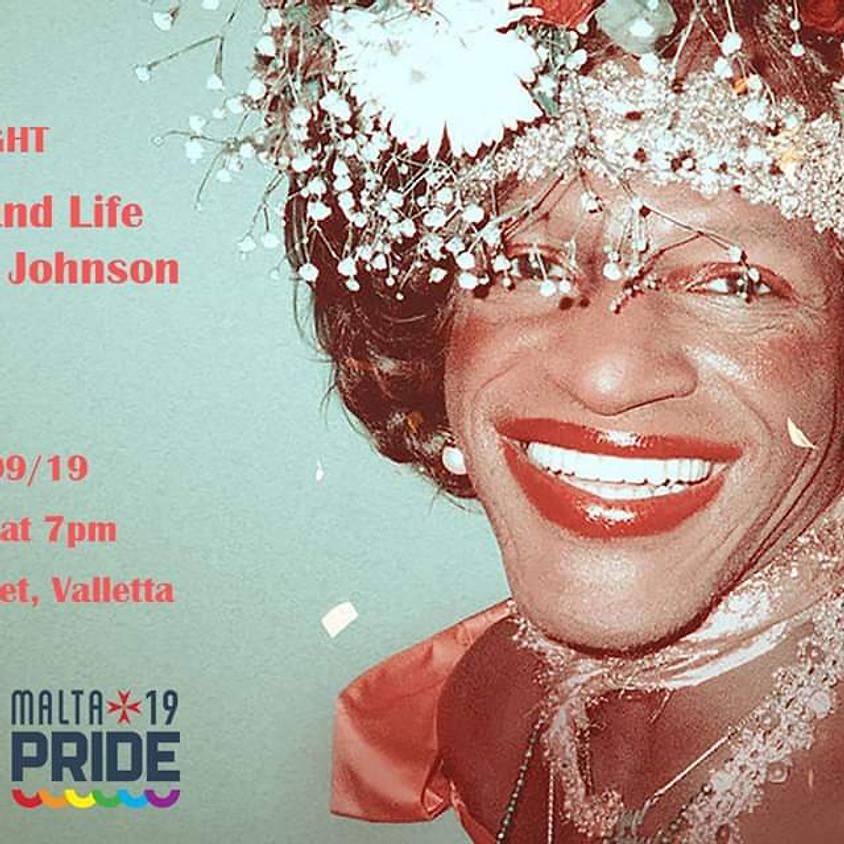Film Night The Death and Life of Marsha P Johnson