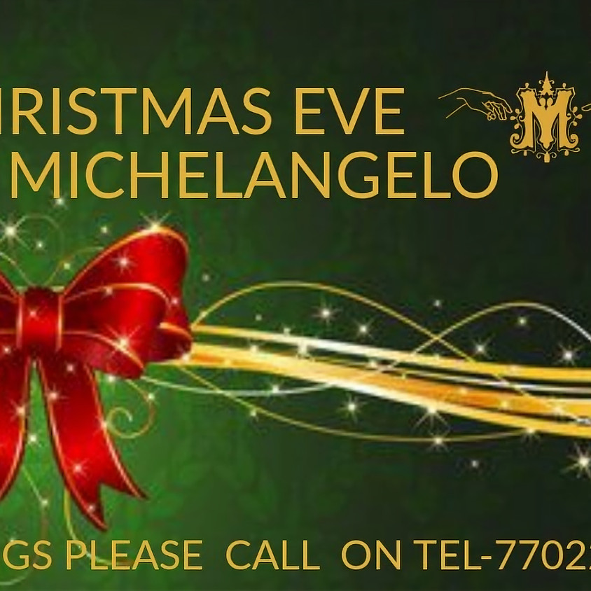 Christmas at michelangelo