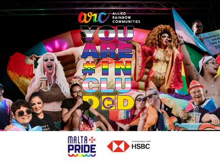 Teaser - #YouAreIncluded: The Malta Pride 2021 Concert